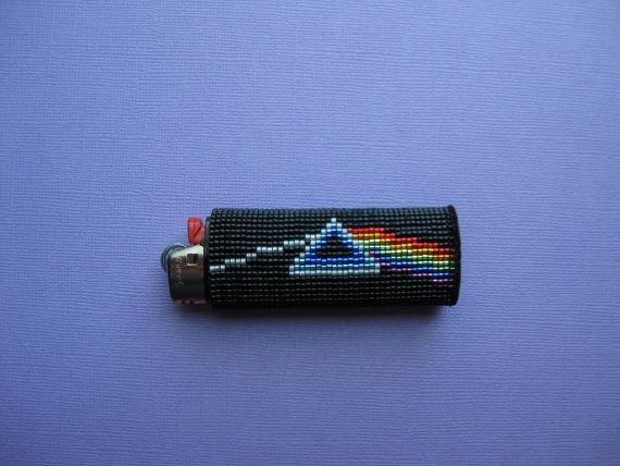 Pink+Floyd+inspired+lighter+cover+by+CraftHoundllc+on+Etsy,+$30.00