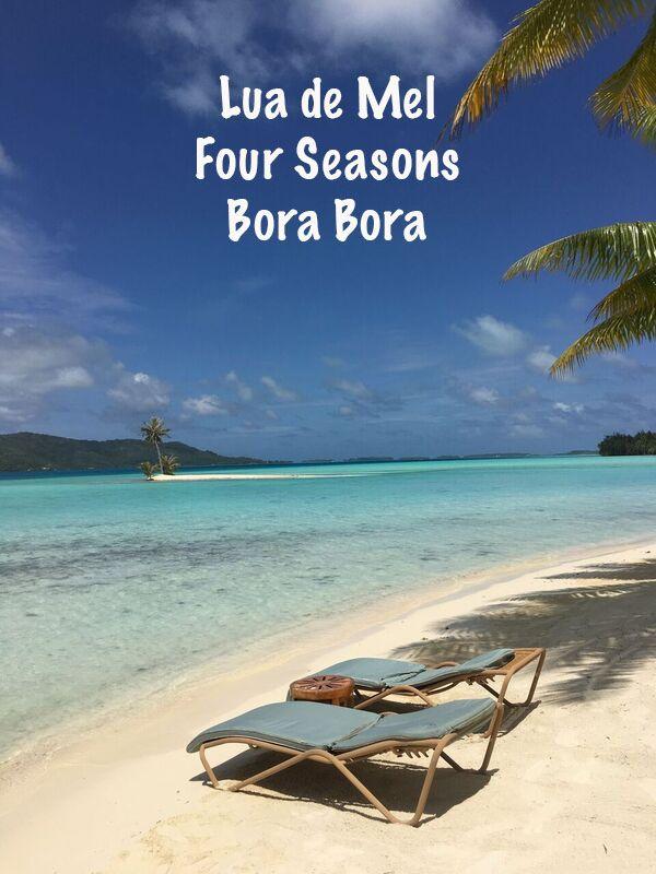 Dica de viagem e lua de mel em Bora Bora, na Polinésia Francesa.