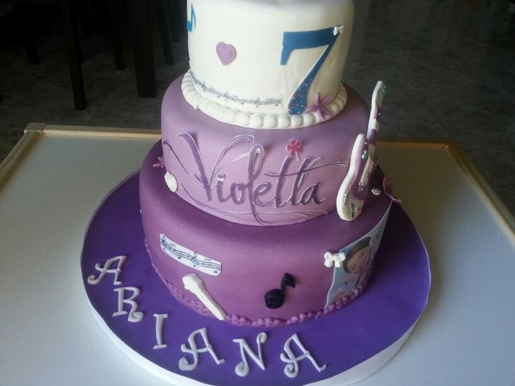 Violetta..