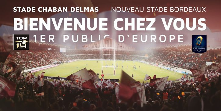 Union Bordeaux Bègles (UBB Rugby) - Le défi girondin