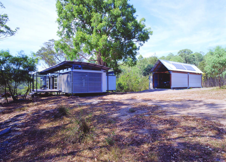 #Garden #Courtyard #Exterior #Design #Architect #Inspiration #JPRArchitecture #Outback #Country