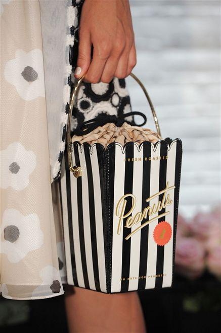 Kate Spade 2016 S/S Popcorn Bag