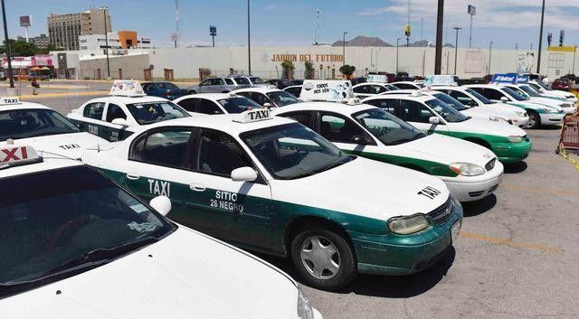 Aumentarán taxis de Juárez tarifa por incremento en costo de gasolina | El Puntero