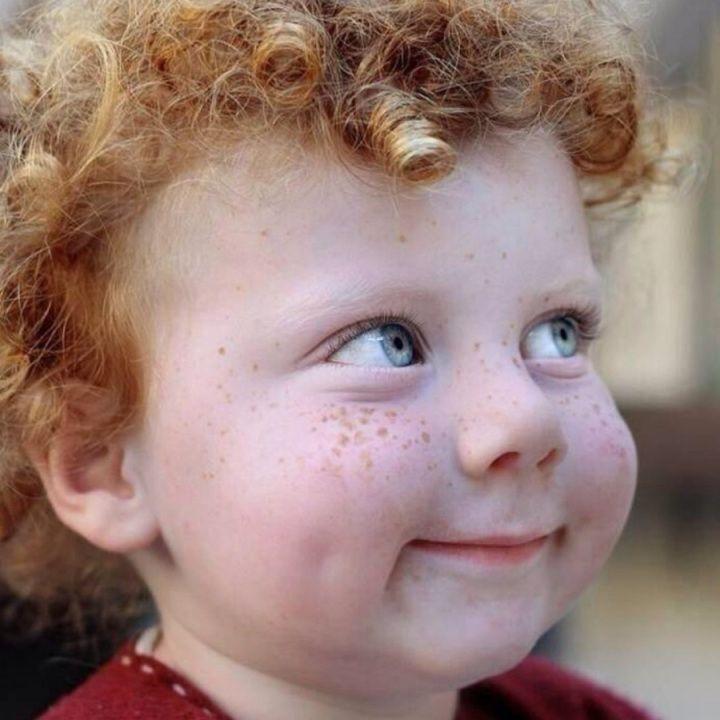 самые милые детские улыбки на свете