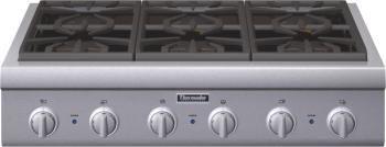 36 inch Professional Series Rangetop PCG366G
