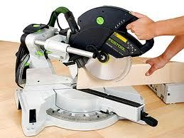 The Festool Kapex KS 120 Miter Saw is a possible contender for the best miter saw. http://bestmitersawguide.com/festool-kapex-ks-120-sliding-compound-miter-saw-review/