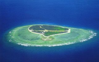 Lady Elliot Island -coral island with resort. Loved working here in the late1990s!