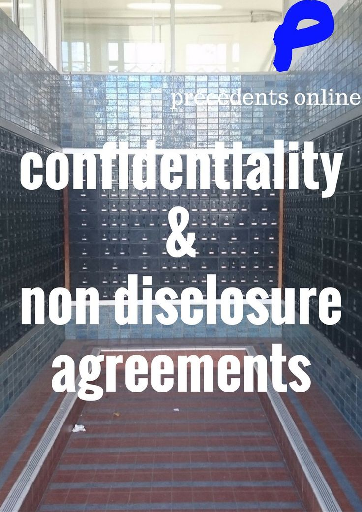The 25+ best Non disclosure agreement ideas on Pinterest What is - non disclosure agreement