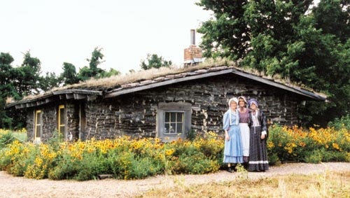 Sod House on the Prairie Sanborn Bed and Breakfast Accommodation Detailed Information