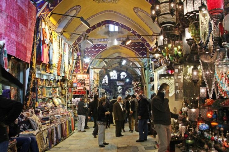 The Grand Bazaar is a place where you can find practically anything you are after here, from souvenirs, nargiles, crockery, clothes, jeweler, etc. and it is the most fantastic shopping experience in the world. Exploring the Grand Bazaar with Tourboks.