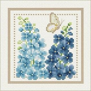 Several free X stitch charts here.