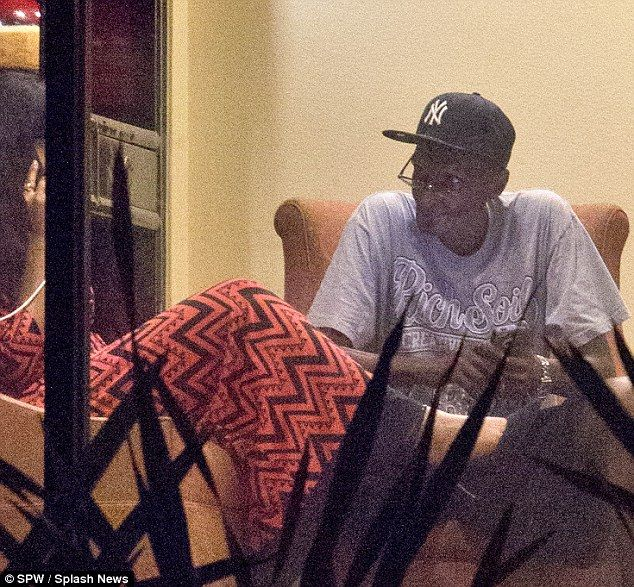 Lamar Odom's estranged father Joe Odom, pictured in Marina del Ray, Califronia, says he believes his son was drugged after he was found unconscious at a brothel in Nevada