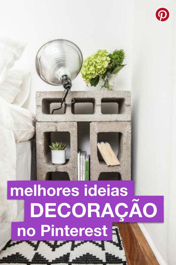 Encontre as melhores ideias de decoração em um só lugar. Decore todos os ambientes com um toque de carinho e originalidade