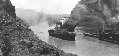Atlas Okyanusu ile Büyük Okyanus'u birbirine bağlayan Panama Kanalı gemilere açıldı.