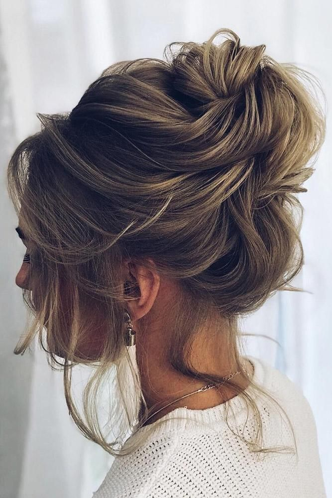 45 Wedding Updos For Short Hair
