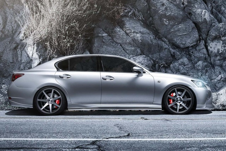 2013 Lexus GS350 F Sport gets supercharged by VIP Auto