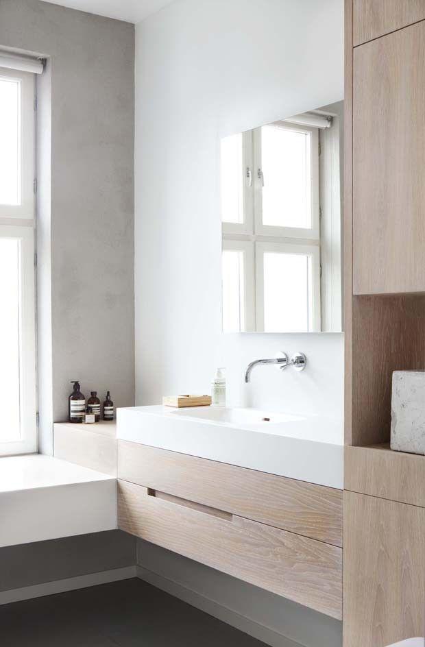 Apartamento clean (Foto: Inger Marie Grini/Divulgação)