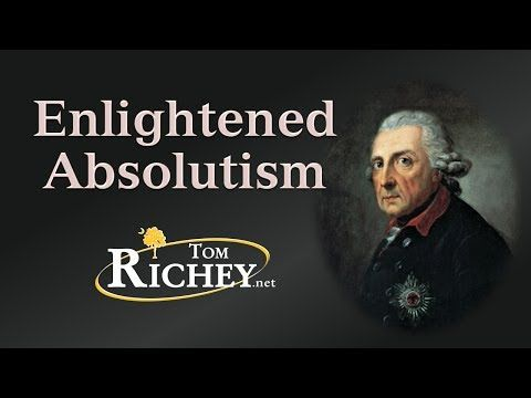 Enlightened Absolutism (Frederick the Great, Catherine the Great, Joseph II) - YouTube