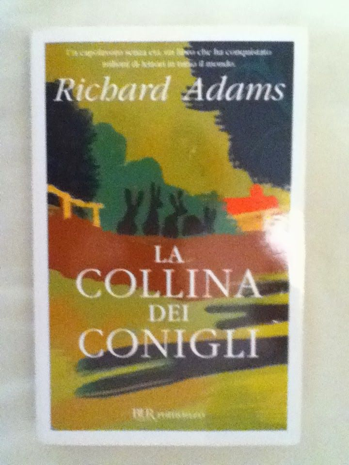 BookWorm & BarFly: La collina dei conigli - Richard Adams (1972)
