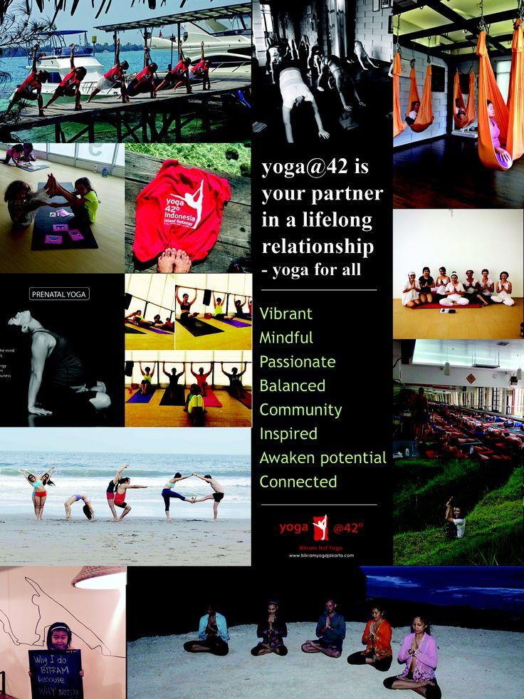 We are your life long partner in yoga