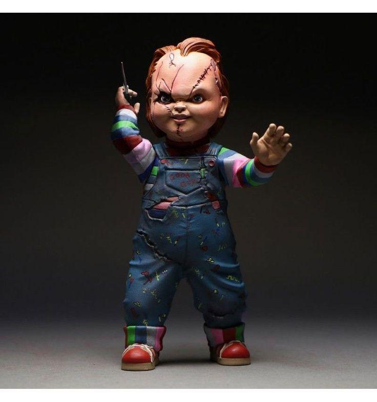 Mezco Chucky La fiancée de chucky Figurine articulée | eBay