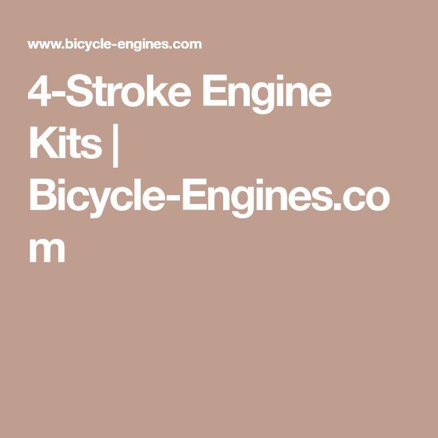 4-Stroke Engine Kits   Bicycle-Engines.com