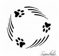 bear paw tattoo designs bing search.....claws are a little too far away from the paw, though. Looks like dog paws with bear claws. Like the design, though.