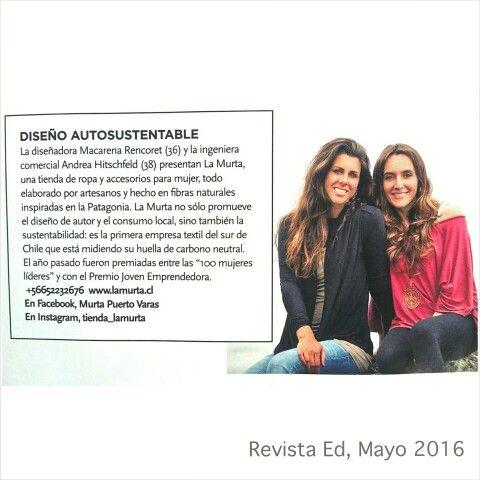 Revista Ed , Socias Tienda la Murta
