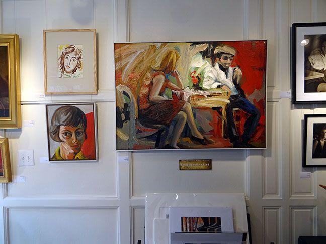 Paul Mahder, Vorres, Anthony Meier, SF Art Institute, SF Women Artists - San Francisco California Art Galleries Events: September 12, 2013 Part I