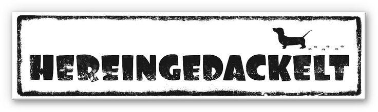 Witziges Wandaccessoires für Hundeliebhaber. Mitgeliefert werden 9 Klebepads zur Befestigung an Wand oder Tür.  Artikeldetails:  Größe: (B/H): 40/10 cm,  Material/Qualität:  Hartschaum,  Qualitätshinweise:  Hartschaumplatten bestehen aus verfestigtem Schaum (Polyvinylchlorid). Die Drucke erfolgen auf dem original Forex® Material., Weiße Kanten und weiße Rückseite,  Wissenswertes:  Inkl. Wandhal...