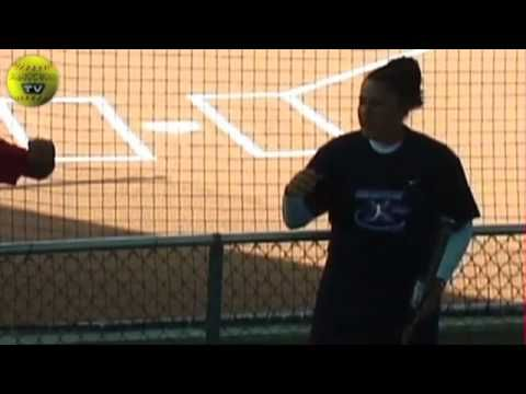 Best Softball Hitting Drill - Fastpitch Softball TV Show Episode 116. This is another episode from the PFX Tour softball coaches clinic. Olympian Lisa Fernandez, and softball coach Kirk Walker tell us their favorite softball hitting drills.    Visit the Fastpitch TV Show's website at http://Fastpitch.TV