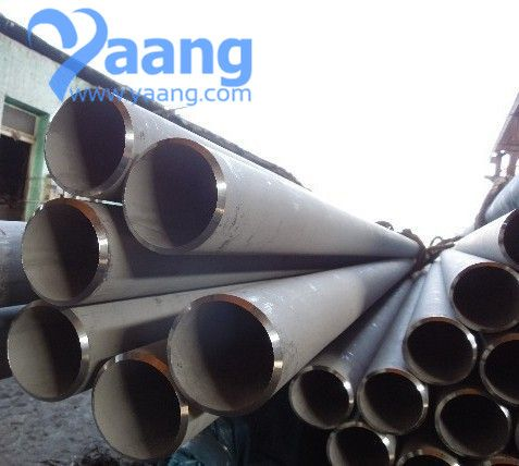 3 Inch Schedule 40 304 Stainless Steel Pipe , TP 304L Hydraulic Tubing_Zhejiang Yaang Pipe Industry Co., Limited