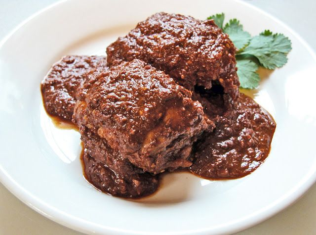 Cooking Weekends: Chicken Mole