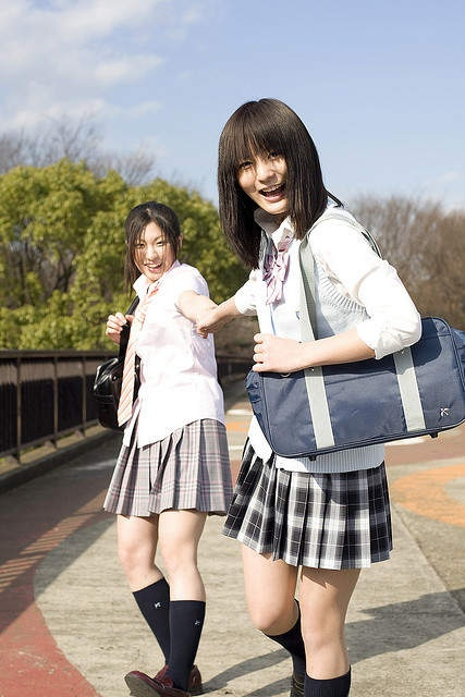 Uniform Hot Japanese Teen Will 74