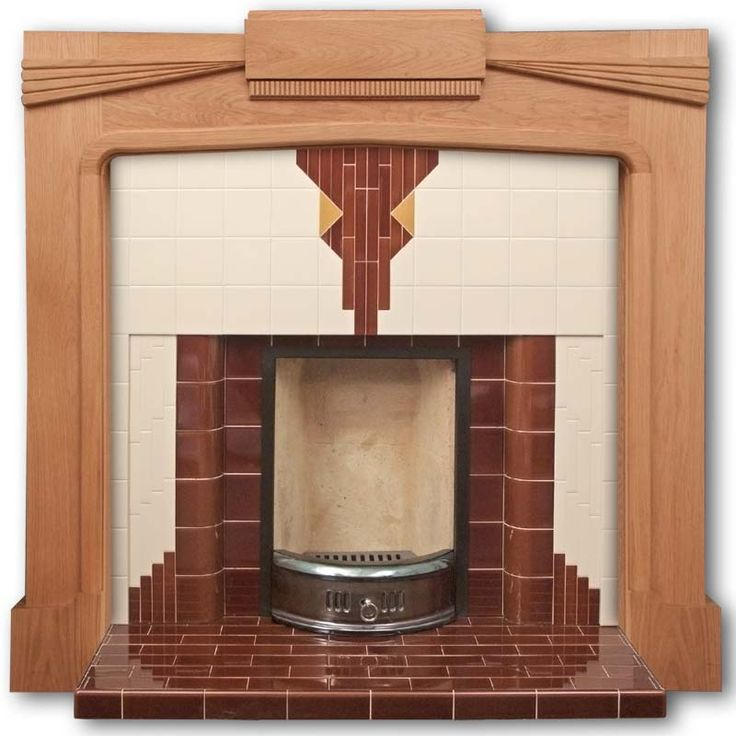 Fireplace Design fireplace art : 218 best ART DECO FIREPLACES [=] images on Pinterest