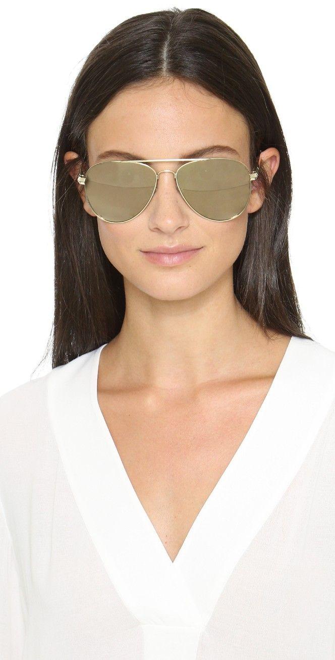 Le Specs Drop Top Sunglasses | SHOPBOP