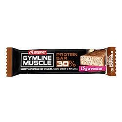 ENERVIT Gymline Muscle Protein Bar 30% gusto crema di nocciole - Store For Cycling