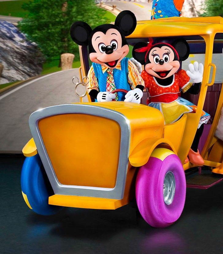 Mickey's Rockin' Road Show