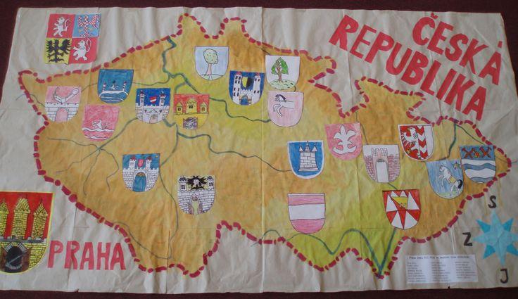 Mapa - 4. třída