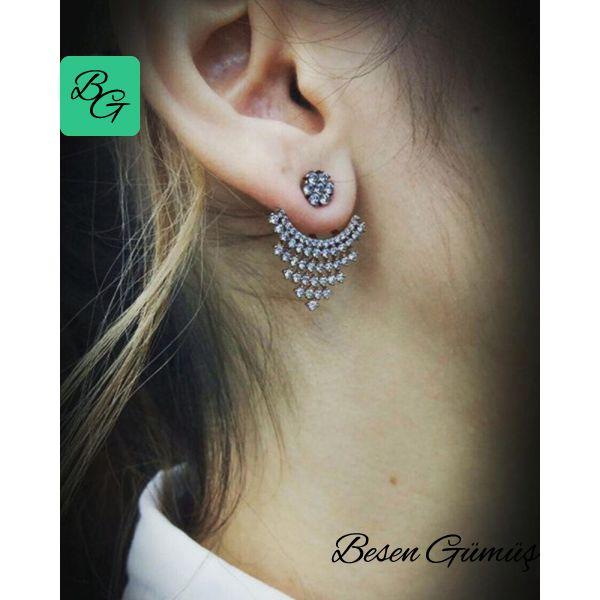 Zirkon Taşlı Rose Salkım Model Ear Jacket Küpe Fiyat : 100.00 TL  SİPARİŞ için  www.besengumus.com www.besensilver.com  İLETİŞİM için  Whatsapp : 0 544 641 89 77  Mağaza : 0 262 331 01 70  Maden: 925 Ayar Gümüş Taş: Zirkon Kaplama: Rose  Besen Gümüş  #besen #gümüş #takı #aksesuar #zirkon #taşlı #rose #salkım #model #ear #jacket #küpe #kadın #izmit #kocaeli #istanbul #besengumus #besensilver #tasarım #moda #onlinealışveriş #alışveriş #pinterest #türkiye #turkey