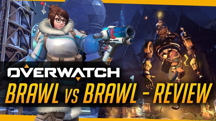 Overwatch | More PvE or Snowball Fights? - Brawl vs Brawl [Video] #Playstation4 #PS4 #Sony #videogames #playstation #gamer #games #gaming