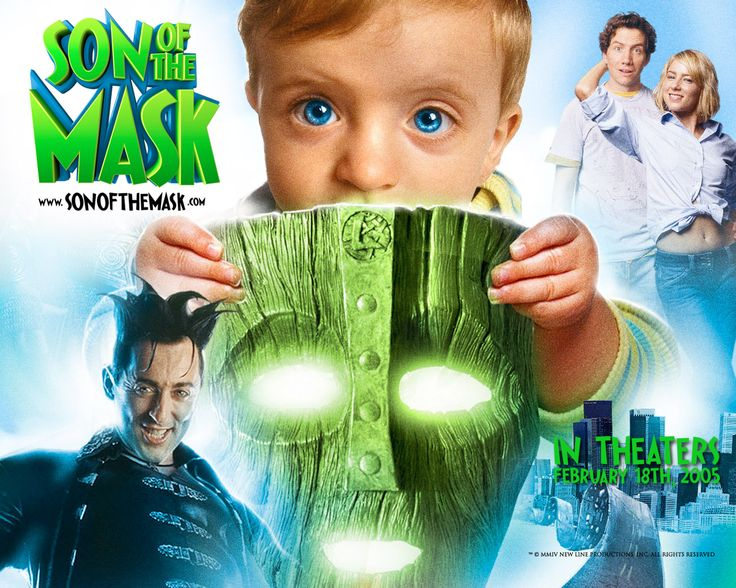 Watch Streaming HD Son Of The Mask, starring Jamie Kennedy, Traylor Howard, Alan Cumming, Liam Falconer. Tim Avery, an aspiring cartoonist, finds himself in a predicament when his dog stumbles upon the mask of Loki. Then after conceiving an infant son 'born of the mask', he discovers just how looney child raising can be. #Adventure #Comedy #Family #Fantasy http://play.theatrr.com/play.php?movie=0362165
