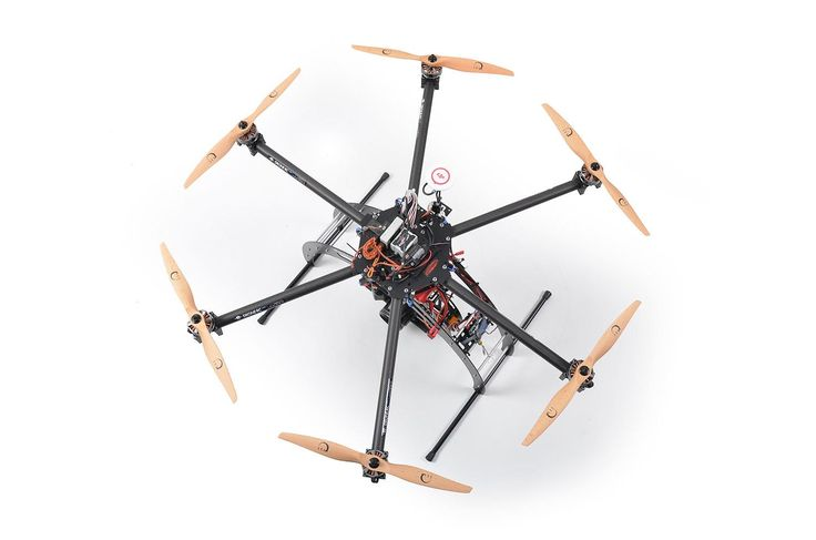 UAV for aerial photography by Drone-RC