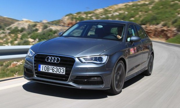Audi A3 Sportback 1.4 TFSI COD by drive.gr