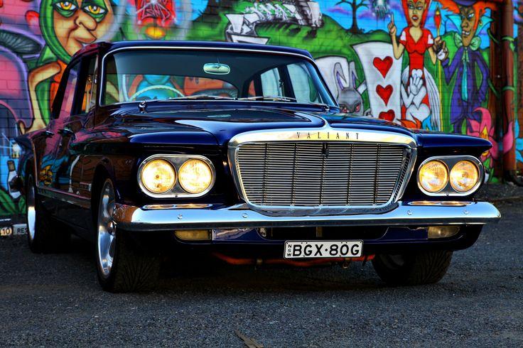 S series Valiant 1962 - Chrysler