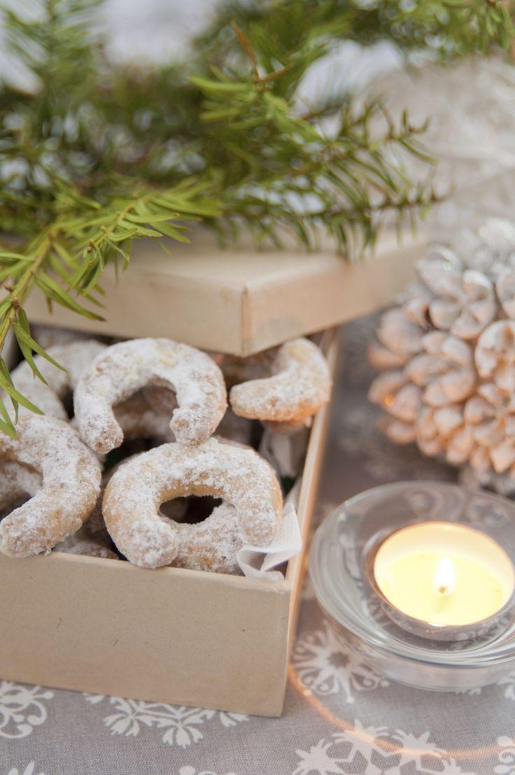Thermomix Rezepte zu Weihnachten: Vanillekipferl