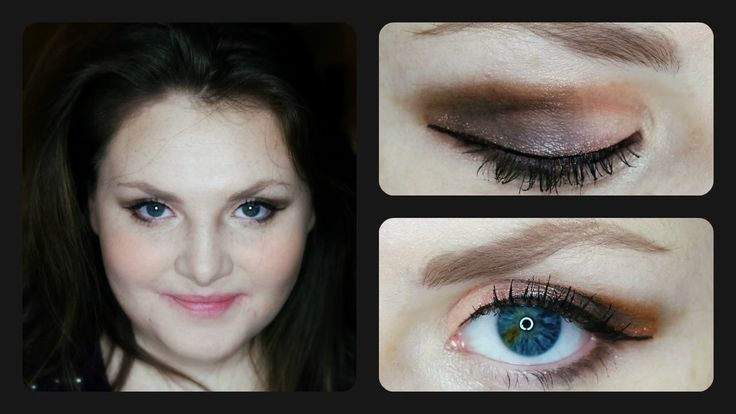 New Years Eve Makeup Tutorial ... Featuring Too Faced Chocolate Bar Eye Palette.
