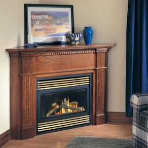 BGD33 It's a small world  Napoleon's smallest direct vent gas fireplace and perfect for rooms with limited space.