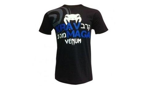 Venum Krav Maga  Krav Maga Kampsport t-shirt fra Venum.  Flot design i dejlig kvalitet.