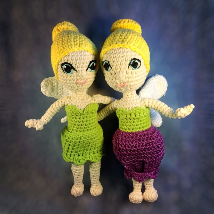 62 best Crochet dolls images on Pinterest | Amigurumi patterns ...